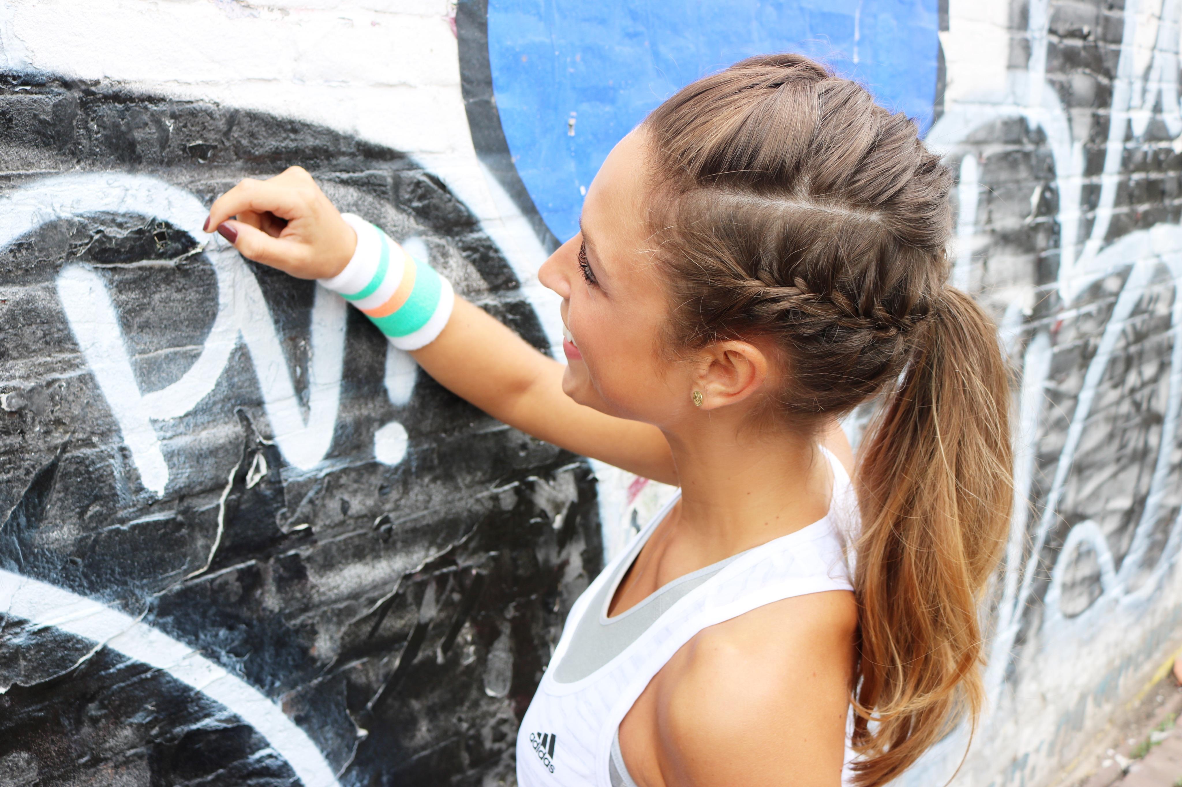 Strange Sporty Hairstyle Braids Foodie Ness Schematic Wiring Diagrams Phreekkolirunnerswayorg